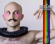 Bedlam Cabaret Mardi Gras - Andy Dexterity