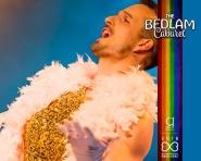Bedlam Cabaret Mardi Gras - Ben Noir