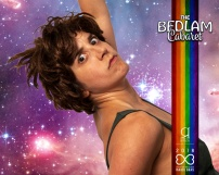 Bedlam Cabaret Mardi Gras - Debbie Zuckerman