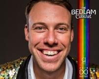 Bedlam Cabaret Mardi Gras - James Breko