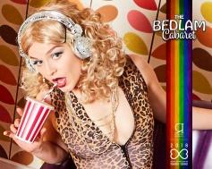 Bedlam Cabaret Mardi Gras - Kael Murray