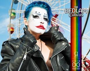 Bedlam Cabaret Mardi Gras - Marlena Dali