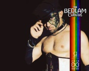 Bedlam Cabaret Mardi Gras - Prince Enigma