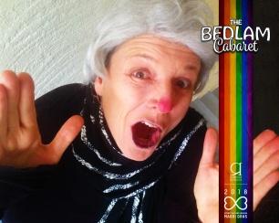 Bedlam Cabaret Mardi Gras - Vashti Hughes